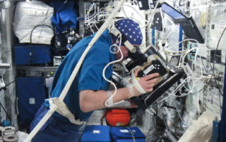 Brain functionality in weightlessness